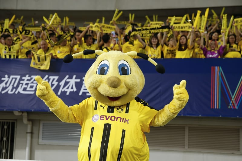 Why Are Borussia Dortmund So Popular Among International Football Fans Bleacher Report Latest News Videos And Highlights