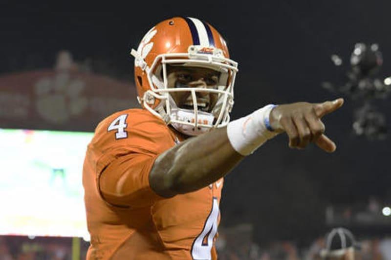 Clemson Tigers Vs Virginia Tech Hokies Betting Odds College Football Pick Bleacher Report Latest News Videos And Highlights