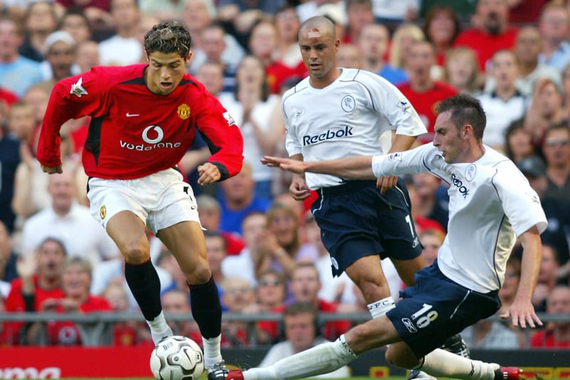 The Birth of a Superstar: A Look at Cristiano Ronaldo's Manchester United  Career | Bleacher Report | Latest News, Videos and Highlights