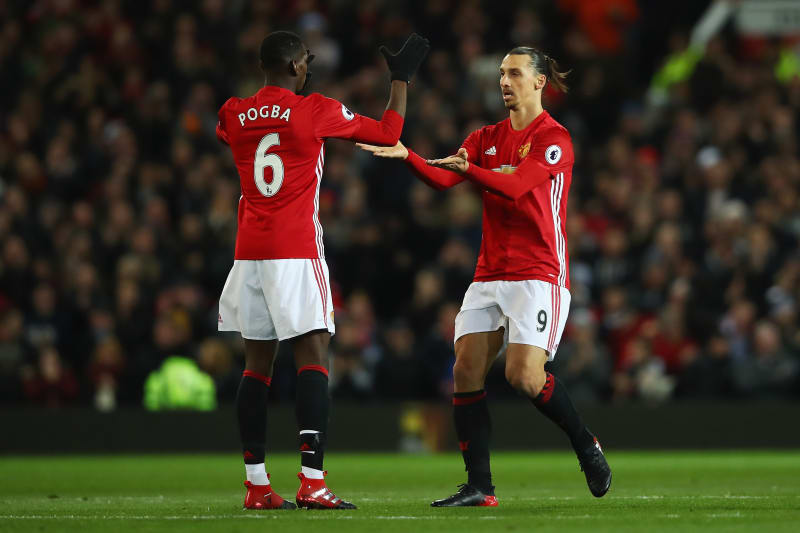 Zlatan Ibrahimovic Comments On Paul Pogba Pressure Twitter Emoji And More Bleacher Report Latest News Videos And Highlights