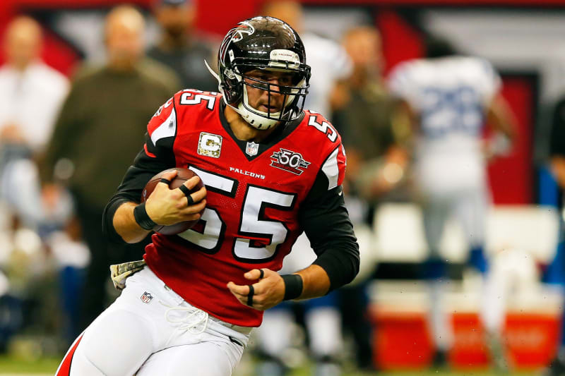 Paul Worrilow, Detroit Lions Agree to 1-Year Contract   Bleacher ...