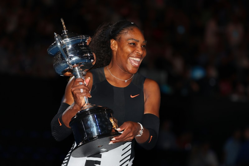 Serena Williams: Women In Sports: 15 Iconic Images In Women Sport- SportzPoint