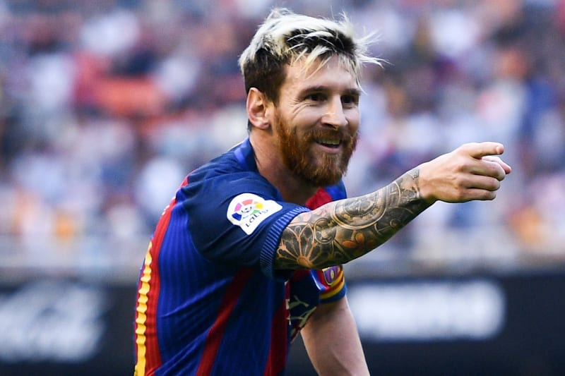 Power Ranking Lionel Messi S Best Tv Ads Bleacher Report Latest News Videos And Highlights
