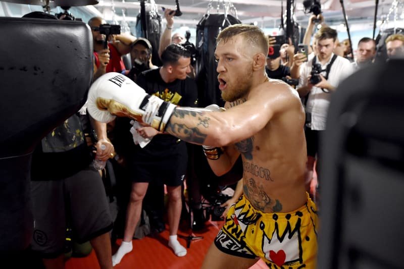 Vegas how to place bet on mayweather vs mcgregor 10 minutes no goal betting system