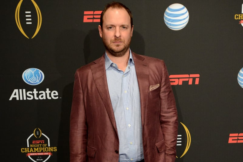 Espn Radio Host Ryen Russillo Arrested For Criminal Entry Bleacher Report Latest News Videos And Highlights