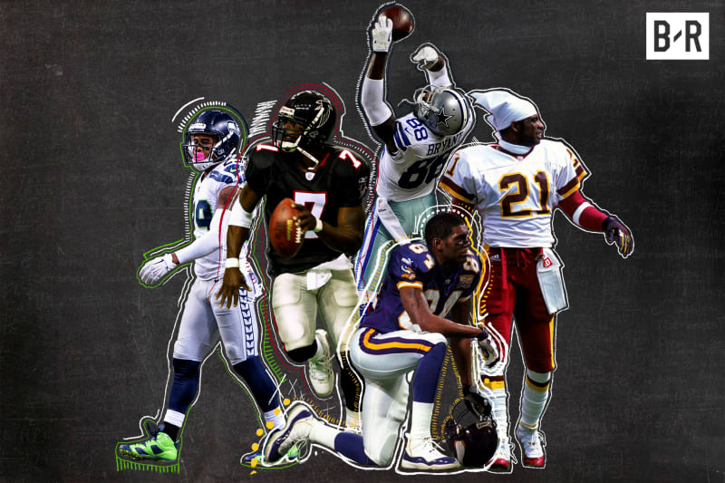 5 NFL Stars Who Wore Air Jordan Cleats