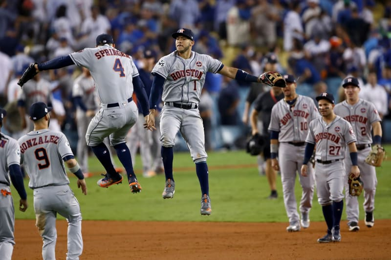 World Series Game 2 S Record Setting Hr Drama Instantly One Of Best Ever Bleacher Report Latest News Videos And Highlights