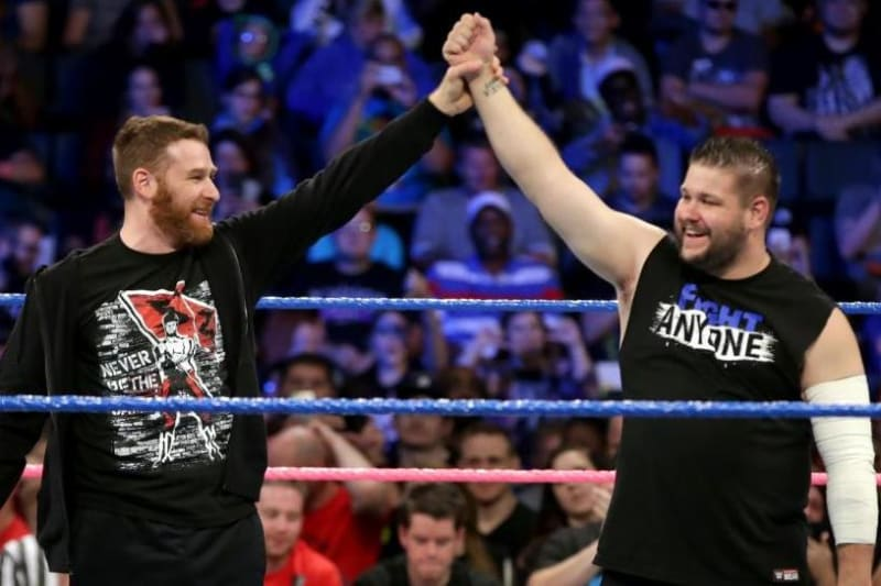Sami Zayn Can't Prosper in WWE Without Kevin Owens | Bleacher Report |  Latest News, Videos and Highlights
