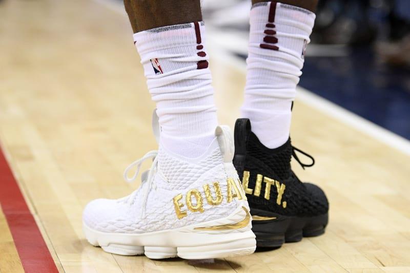 LeBron James on Wearing 'Equality