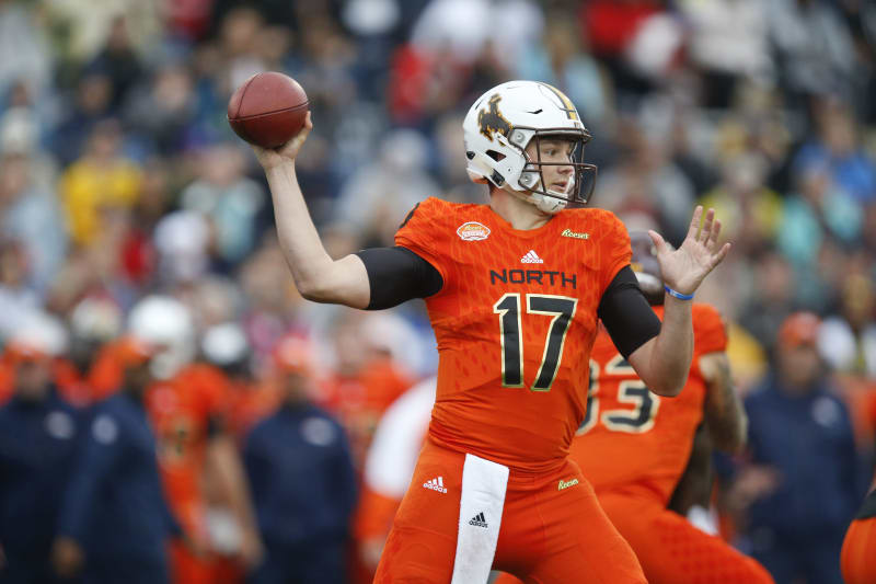 Bills Trade Up To Draft Josh Allen After Qb Apologized For Racist Tweets Bleacher Report Latest News Videos And Highlights