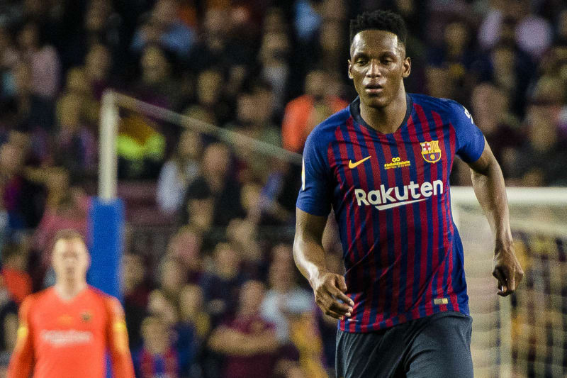Everton Reportedly Close To Sealing 24m Yerry Mina Transfer From Barcelona Bleacher Report Latest News Videos And Highlights