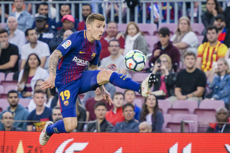 Everton Reportedly Step Up Interest In Barcelona Duo Lucas Digne And Yerry Mina Bleacher Report Latest News Videos And Highlights