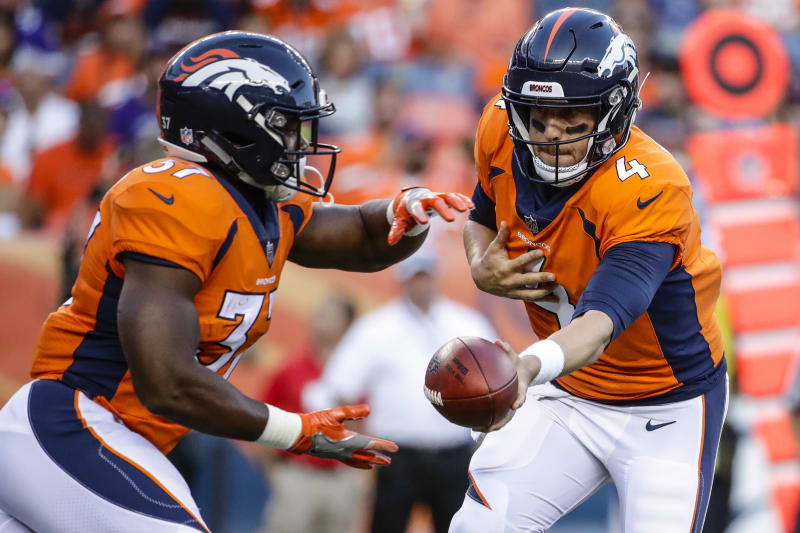 NFL's Most Unheralded RB Duo Making Broncos' Investment in Case ...