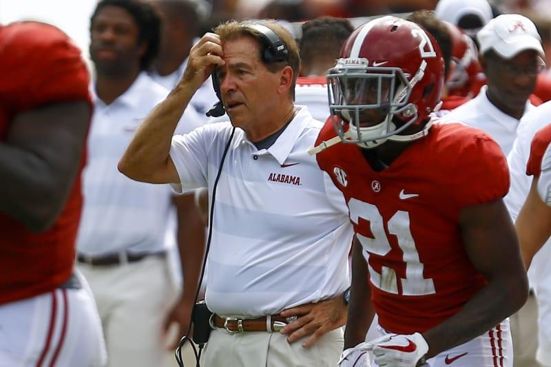 Alabama arkansas football betting line xdc las vegas 2021 presidential betting