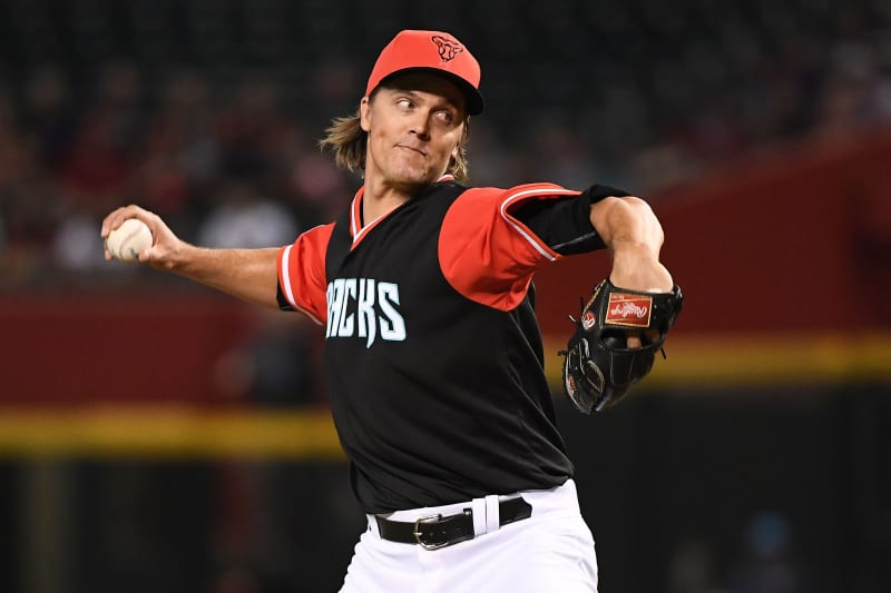 Mlb Trade Rumors Latest On Madison Bumgarner Zack Greinke And More Bleacher Report Latest News Videos And Highlights