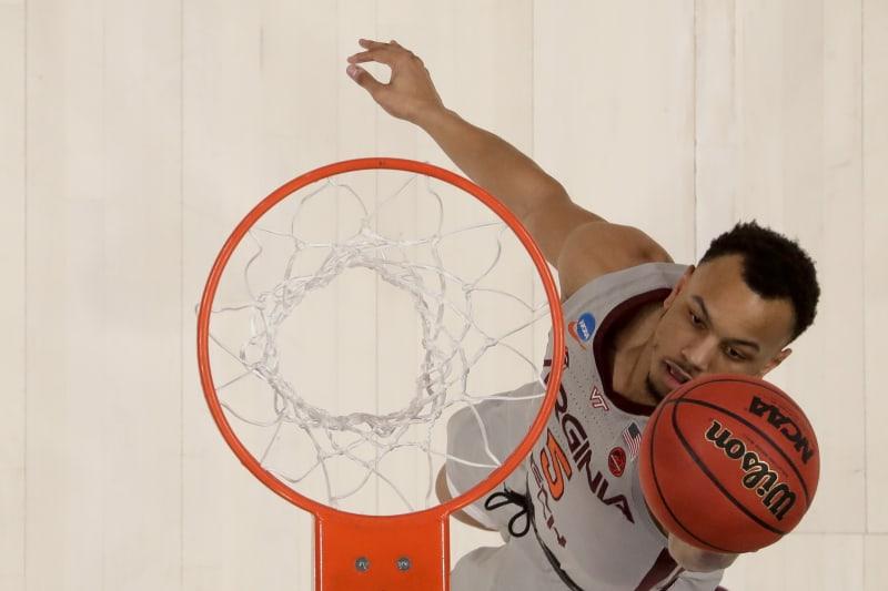 Justin Robinson Virginia Tech Beat Liberty Advance To Sweet 16 Vs Duke Bleacher Report Latest News Videos And Highlights