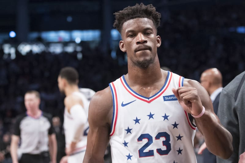 Jimmy Butler Posts Thank You Message To 76ers Fans Amid Free Agency Rumors Bleacher Report Latest News Videos And Highlights