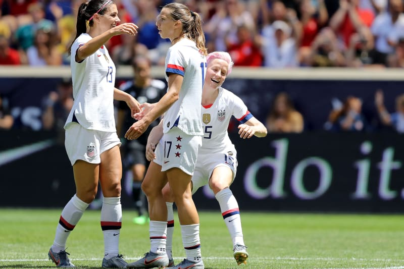 Usa Women S Soccer Roster 2019 Uswnt Jerseys Top Players And Reserves Bleacher Report Latest News Videos And Highlights