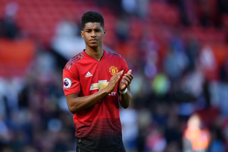 Marcus Rashford Manchester United Agree To New 4 Year Contract Bleacher Report Latest News Videos And Highlights