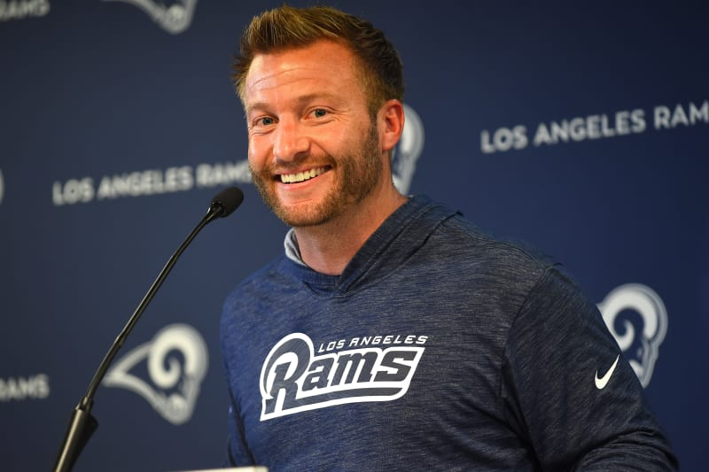 Rams Head Coach Sean Mcvay Gm Les Snead Agree To Contract Extensions Thru 2023 Bleacher Report Latest News Videos And Highlights
