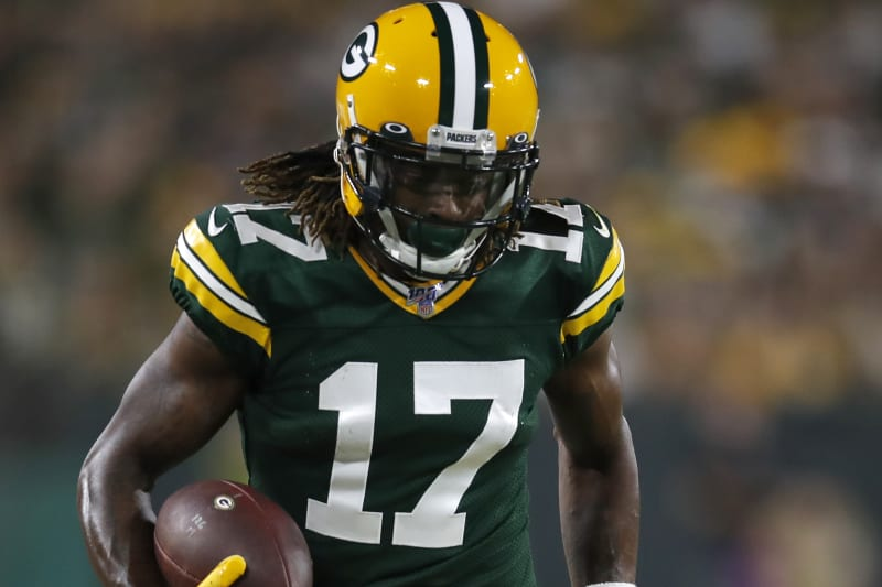 Packers Davante Adams Unsure Of Return Timeline From Foot Injury Bleacher Report Latest News Videos And Highlights