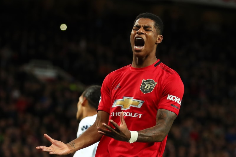 Marcus Rashford Says Liverpool Didn T Deserve A Draw Against Manchester United Bleacher Report Latest News Videos And Highlights