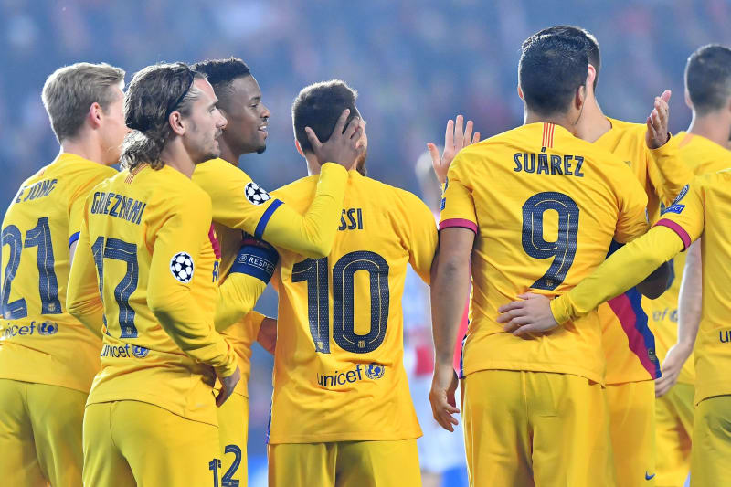 champions league results 2019 updated tables after wednesday group stage scores bleacher report latest news videos and highlights champions league results 2019 updated