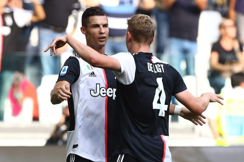 Latest On Juventus Future Targeting New Cristiano Ronaldo And Fifa Vs Pes Bleacher Report Latest News Videos And Highlights