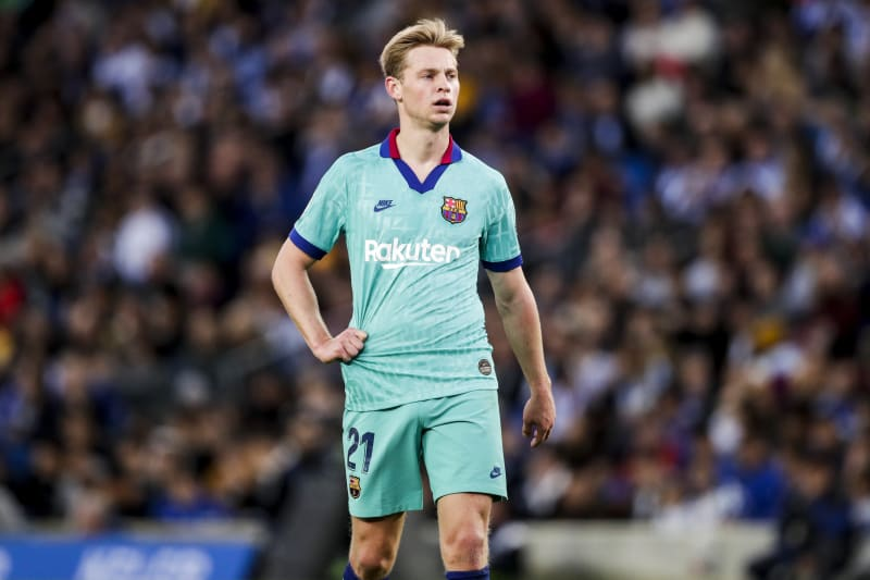 Barcelona S Frenkie De Jong Says Playing Against Real Madrid Is Always Special Bleacher Report Latest News Videos And Highlights