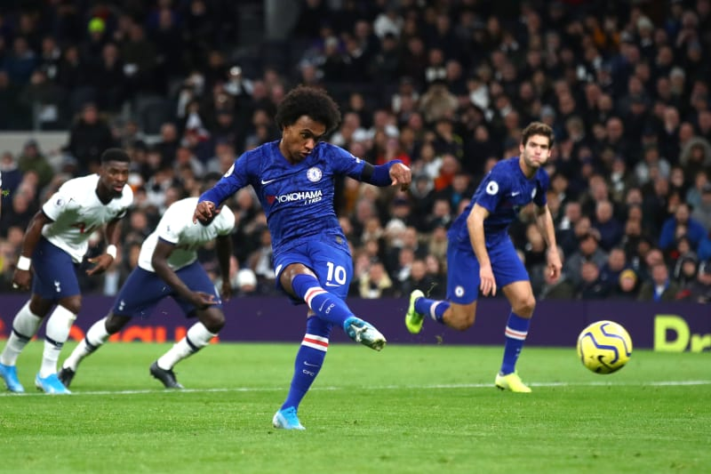 Premier League Table Week 18 Sunday S 2019 Epl Top Scorers And Results Bleacher Report Latest News Videos And Highlights