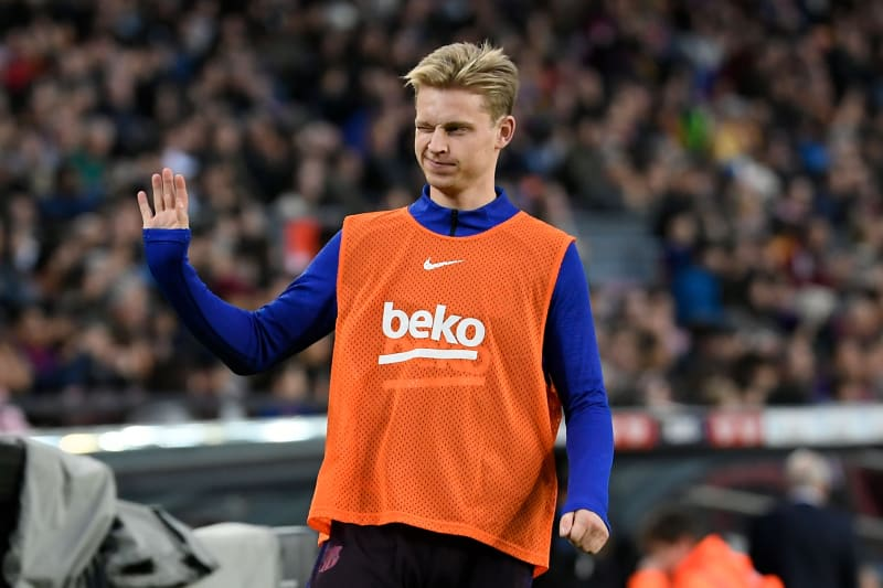 Frenkie De Jong Never Doubted He Was Capable Of Stepping Up At Barcelona Bleacher Report Latest News Videos And Highlights