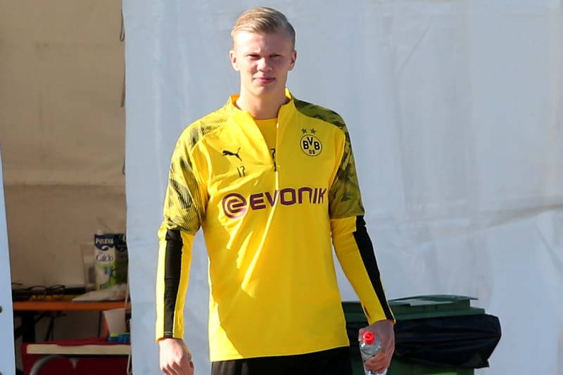 Erling Haaland Says Borussia Dortmund S Plan Triggered Transfer Choice Bleacher Report Latest News Videos And Highlights