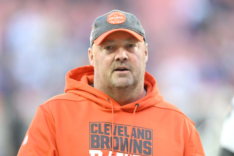 Report Giants Expected To Speak To Ex Browns Hc Freddie Kitchens About Coaching Bleacher Report Latest News Videos And Highlights