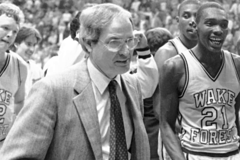 Former Wake Forest Basketball HC Carl Tacy Dies at Age 87 | Bleacher Report  | Latest News, Videos and Highlights