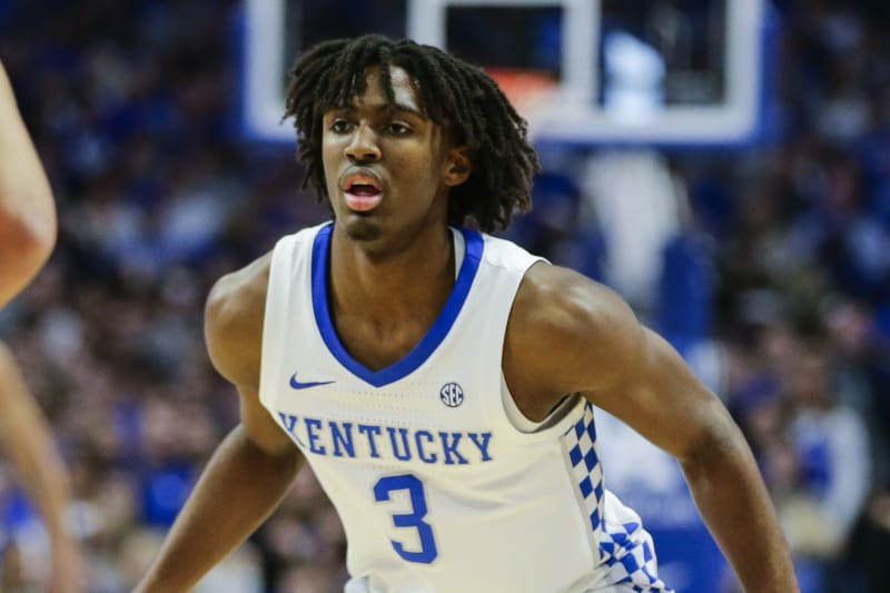 Tyrese Maxey S Draft Scouting Report Pro Comparison Updated 76ers Roster Bleacher Report Latest News Videos And Highlights