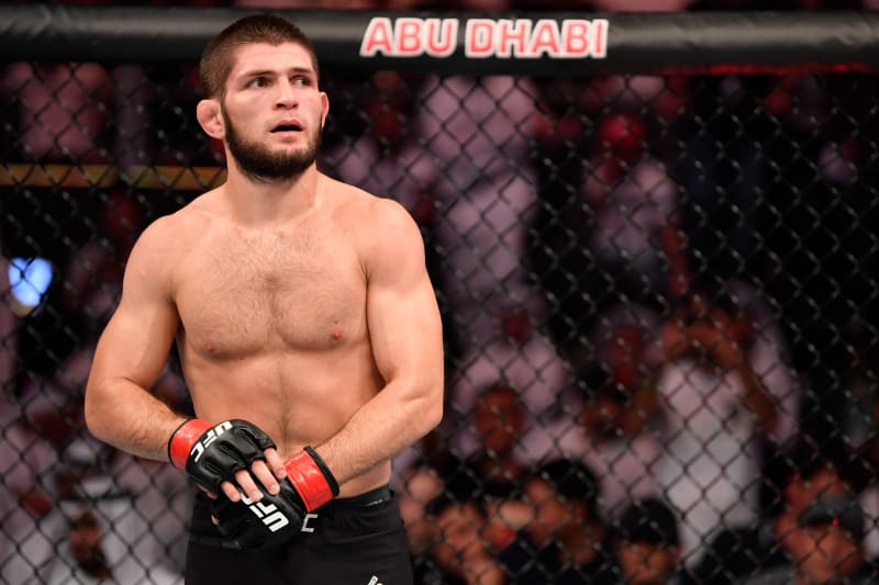 Khabib Confirms Father Abdulmanap Is In Critical Condition Due To Covid 19 Bleacher Report Latest News Videos And Highlights