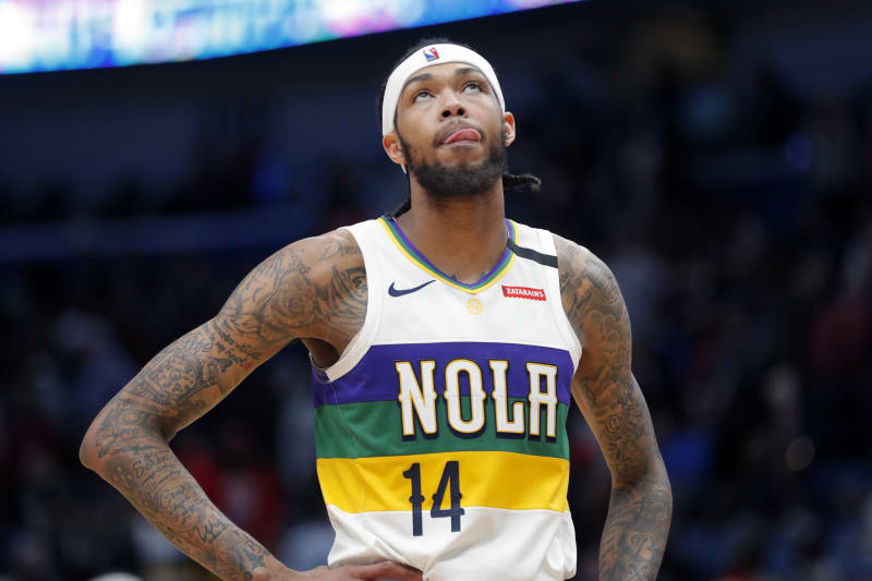 Brandon Ingram Pelicans Agree To 5 Year 158m Max Contract Extension Bleacher Report Latest News Videos And Highlights