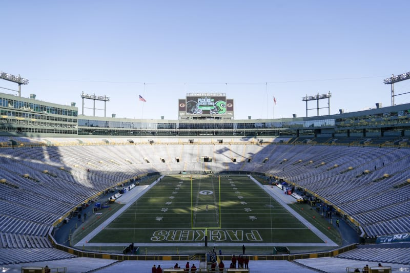 Packers Prepping To Play With Fans Reduced Lambeau Field Capacity Amid Covid 19 Bleacher Report Latest News Videos And Highlights