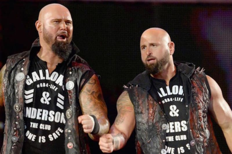 Ex-WWE Stars Good Brothers, Heath Slater, EC3, Eric Young Appear at Impact  PPV | Bleacher Report | Latest News, Videos and Highlights