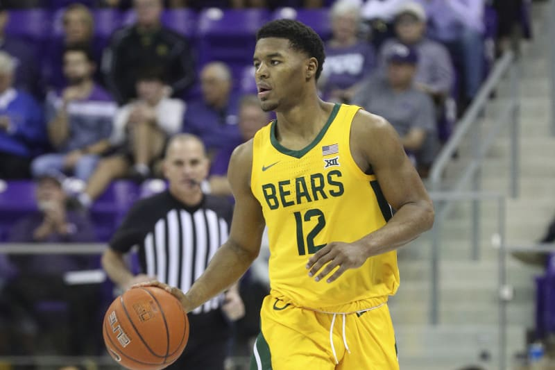 Jared Butler Withdraws from 2020 NBA Draft to Return to Baylor | Bleacher Report | Latest News, Videos and Highlights