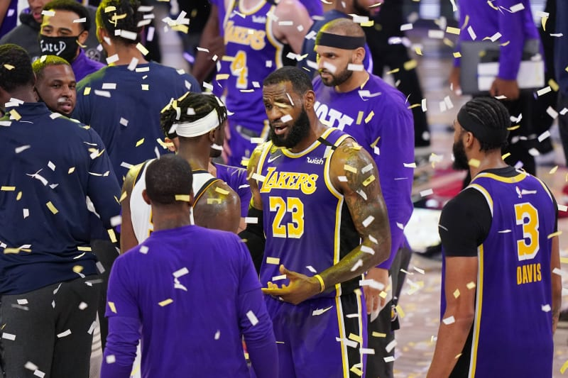 Nba Finals 2020 Heat Vs Lakers Schedule Odds And Early Preview Bleacher Report Latest News Videos And Highlights