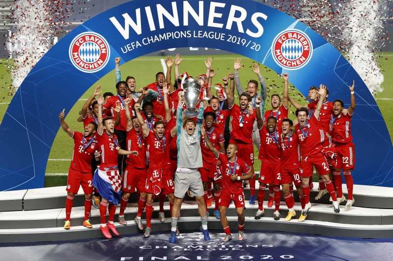 champions league draw 2020 21 schedule of dates for group stage fixtures bleacher report latest news videos and highlights champions league draw 2020 21 schedule