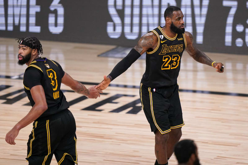 Nba Finals 2020 Lakers Vs Heat Tv Schedule Odds And Game 3 Predictions Bleacher Report Latest News Videos And Highlights