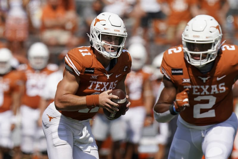 Sam Ehlinger Says Texas Deserves Better After Loss To Unranked Tcu Bleacher Report Latest News Videos And Highlights