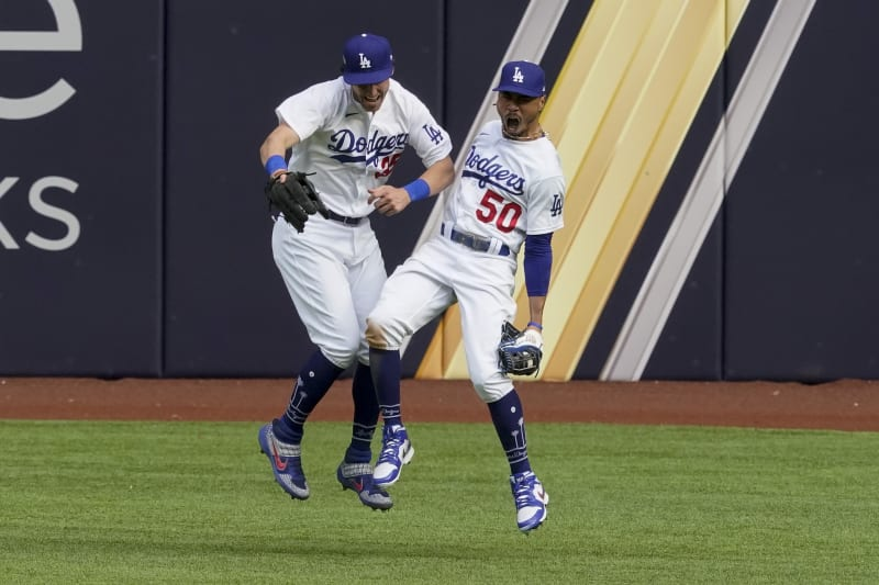 Mookie Betts, Dodgers Rally from 3-1 NLCS Deficit to Force Game 7 vs. Braves | Bleacher Report | Latest News, Videos and Highlights