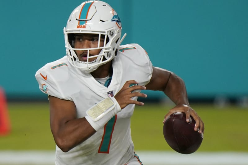 Dolphins Tua Tagovailoa Returns To Empty Stadium To Soak In Nfl Debut Vs Jets Bleacher Report Latest News Videos And Highlights