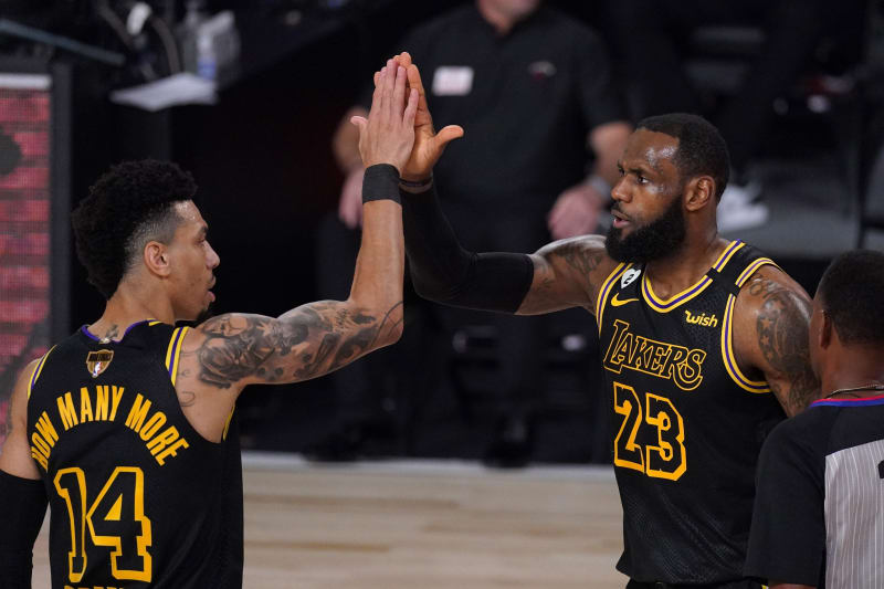 Danny Green Thinks Lebron James Would Sit 1st Month If Nba Starts In December Bleacher Report Latest News Videos And Highlights