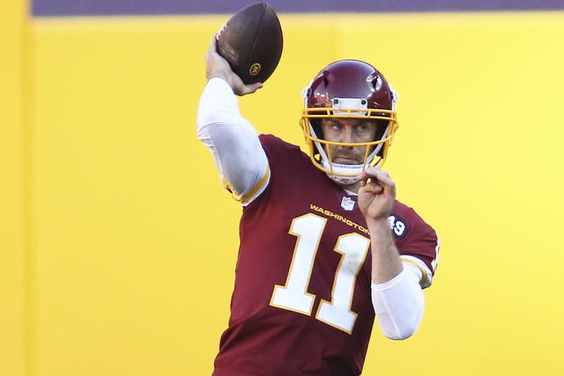 Alex Smith to Start for WFT for 1st Time in 728 Days Following 17 Surgeries | Bleacher Report | Latest News, Videos and Highlights