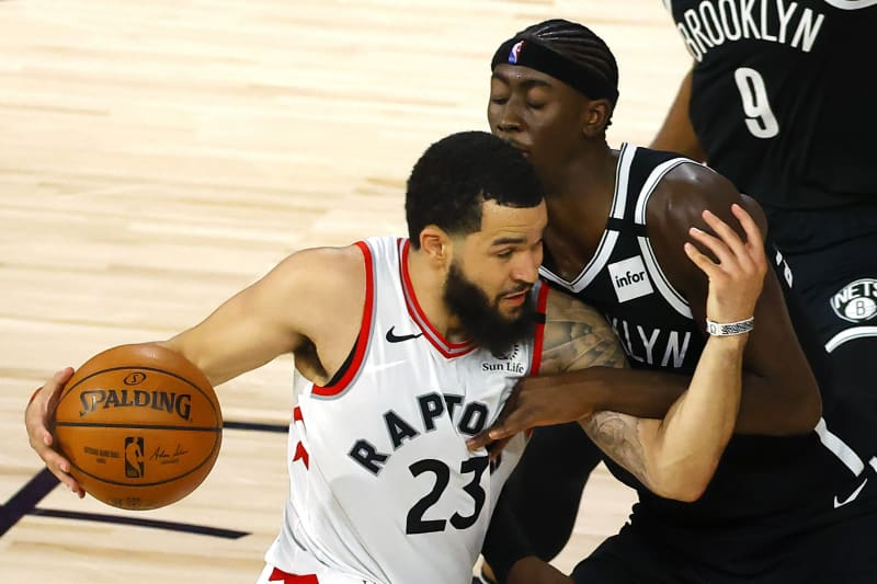 Fred Vanvleet Reportedly Signs Shoe Contract With Chinese Brand Li Ning Bleacher Report Latest News Videos And Highlights
