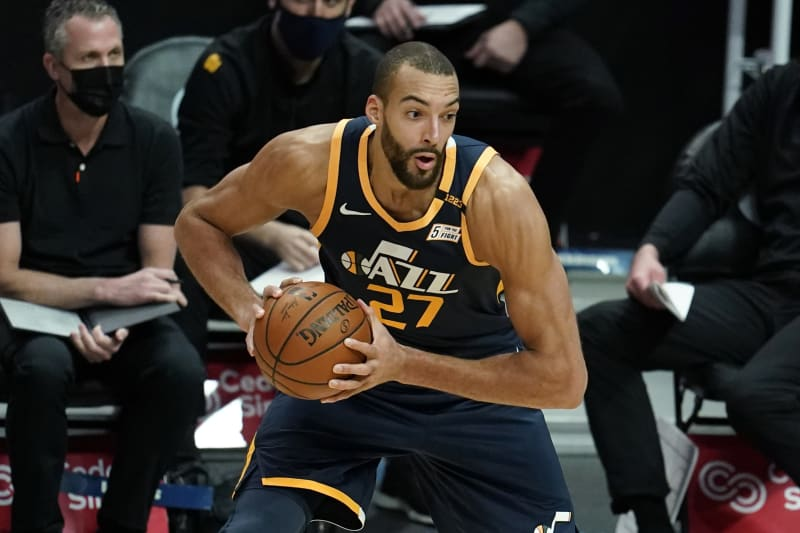 Rudy Gobert Jazz Agree To Historic 5 Year 205m Contract Extension Bleacher Report Latest News Videos And Highlights